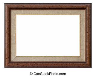 木製である, 写真フレーム