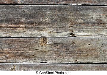 木製である, 古い, 手ざわり, 背景