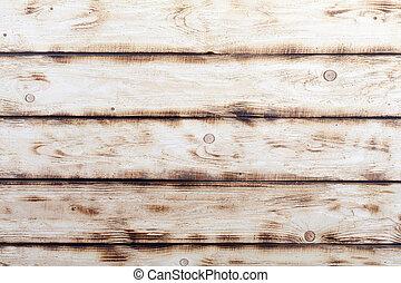 木製である, 古い, 自然, 背景
