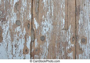 木製である, 型, 床, バックグラウンド。