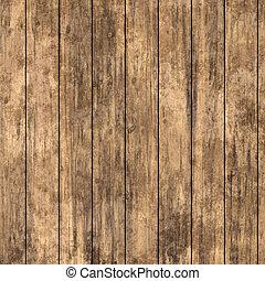 木製である, 年を取った, 背景