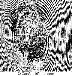 木製である, 悲嘆させられた, 結び目, 手ざわり