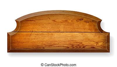 木製である, 現実的, board.