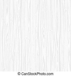木製である, 白, ベクトル, 背景, 手ざわり