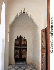 木製である, 石, ドア, 彫刻