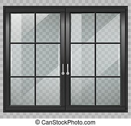 木製である, 窓, クラシック