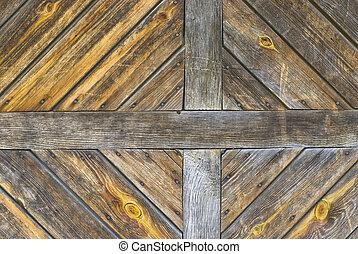 木製である, 自然, クローズアップ, 背景