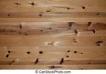 木製である, 茶色の 背景