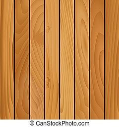 木製である, 茶色の 背景, 板, 手ざわり