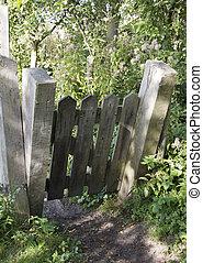 木製である, 障壁, 自然