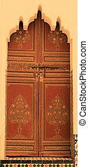 木製である, 2, ドア