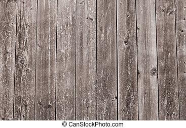 木製である, board.