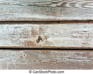 木製である, board., 自然, バックグラウンド。