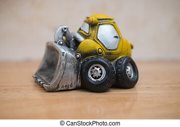 木製のおもちゃ, トラック