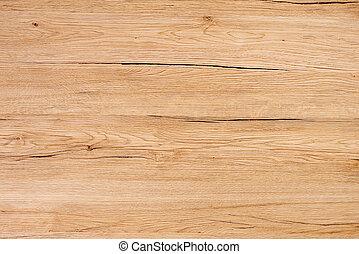 木製のこま, 無作法, テーブル, 光景, 表面