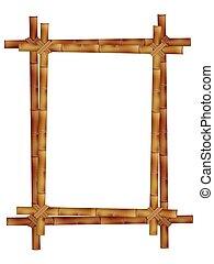 木製のフレーム