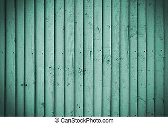 木製の壁, エメラルド