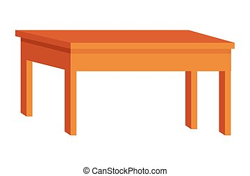 木製の机, 漫画, オフィス家具