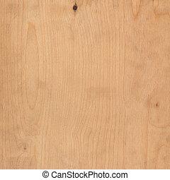 木製の肉質