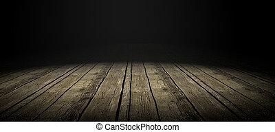 木製の 床