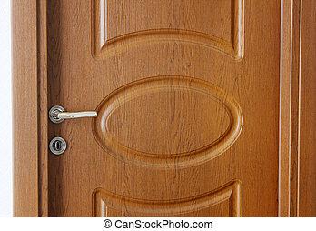 木頭, 門