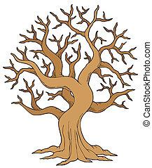木, くぼみ