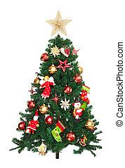 木。, クリスマス
