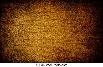 木, グランジ, 背景