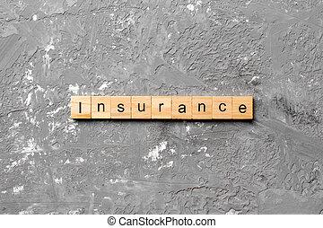 木, テーブル, block., 単語, 保険, 概念, 文語のテキスト