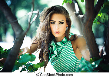 木, ファッション