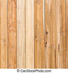 木, ブラウン, 板, 手ざわり