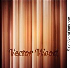 木, ベクトル, 手ざわり, 背景