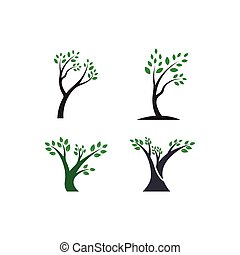 木, ロゴ