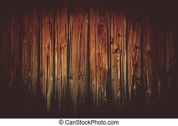 木, 古い, 板, 背景