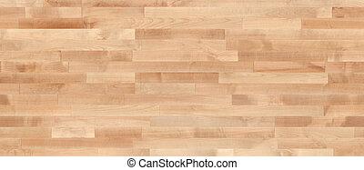 木, 寄せ木張りの床