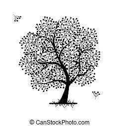 木, 抽象的なデザイン, あなたの