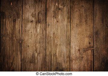 木, 木製の肉質, 背景, 穀粒, 机, テーブル, 板