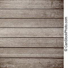 木, 板, 手ざわり, 床