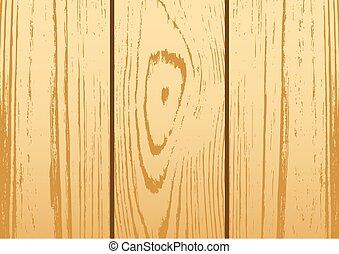 木, 板, 背景, 松