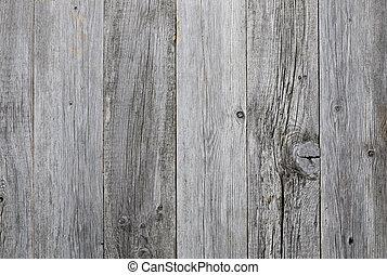 木, 灰色