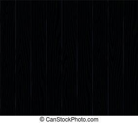 木, 黒い背景