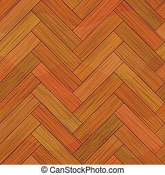 木, seamless, 寄木細工の床の 床