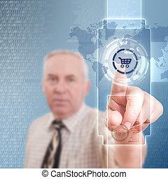 未来派, デジタルの技術