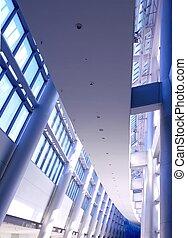 未来派, interior-vertical, 建物
