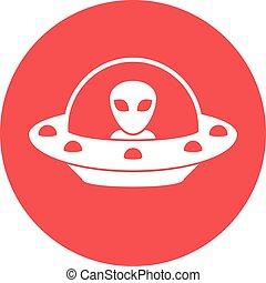 未確認, 飛行, ufo, オブジェクト