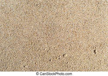 未精煉, 沙子紋理