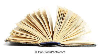 本を 開けなさい, 古い