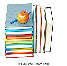 本, カラフルである, アップル