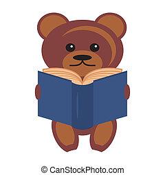 本, 熊, テディ