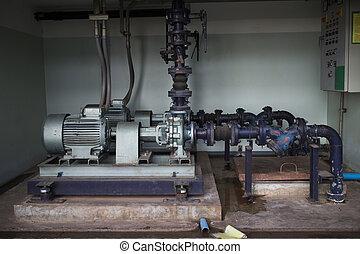 机械, 水泵